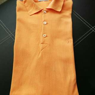 hermes polo shirt (authentic)