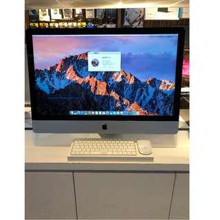 Pre-Owned iMac 27inch ( Late 2012 )