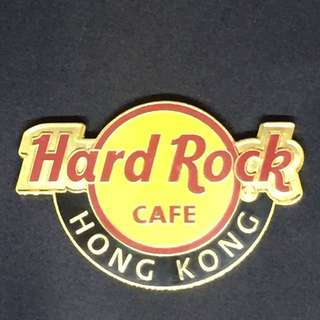 Hard Rock Cafe Fridge Magnet