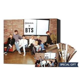 [WTS] BTS × MEDIHEAL PC SET