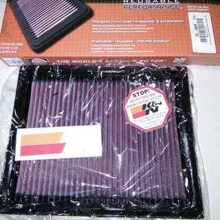 Nissan Navara Np300 K&n Drop-In Filter