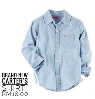 Brand New Carter Shirt