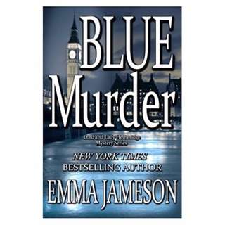 BN Blue Murder (Lord and Lady Hetheridge #2) by Emma Jameson