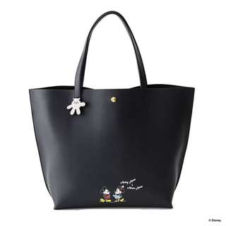 Mickey and Minnie Mouse Shoulder Bag