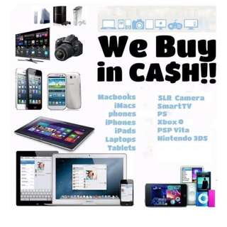 Buy Back Used Apple IPad, Macbook & Lenovo, Samsung, Sony, Xiaomi, Asus, Dell, HP, Acer Tablet, Laptop