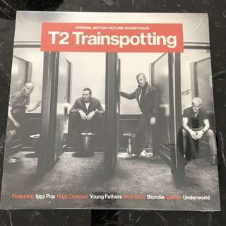 T2 Trainspotting Soundtrack. Vinyl Lp. New
