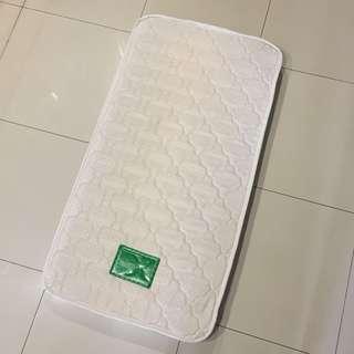 Baby Foam Mattress FREE 3 bed sheets