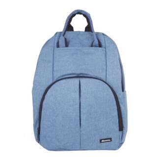 Autumnz Perfect Diaper Backpack (Light Blue)