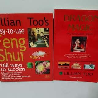 Lillian Too Fengshui Books