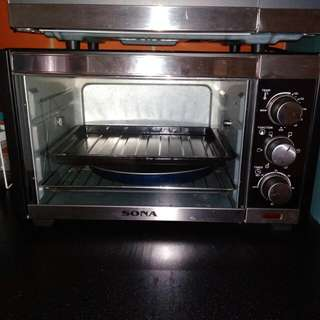 Sona Electric Oven 28L