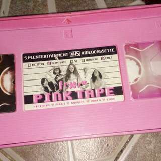 Pink Tape  Studio album by f(x)