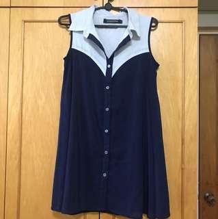 Casual short dress