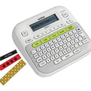 Brother P-Touch PT-D210 Label Maker (BNIB)