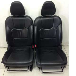 Subaru Impreza Car Leather Seat (CS340)