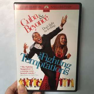 The Fighting Temptations DVD
