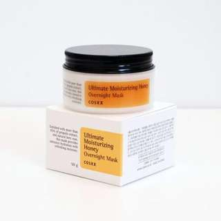 BNIB Cosrx Ultimate Moisturizing Honey Overnight Mask