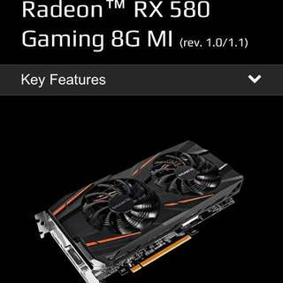 Radeon rx 580 8gb graphics card mining rig