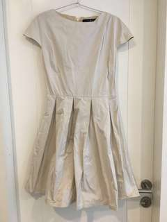 Guess Marciano White Nude Dress
