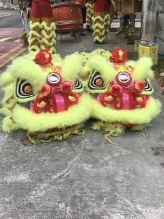 CNY PROMO LION DANCE PERFORMANCE