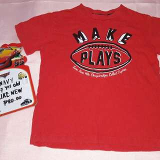 Make Play tshirt