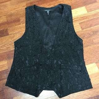 Pure Career Lace Vest