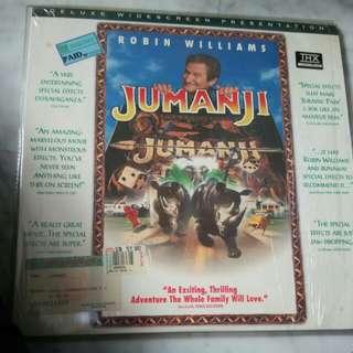 Jumanji x 1 LD Disc