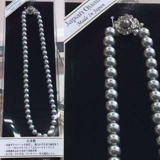 全新日本製🇯🇵珍珠鏈 新娘媽媽奶奶裙禮物
