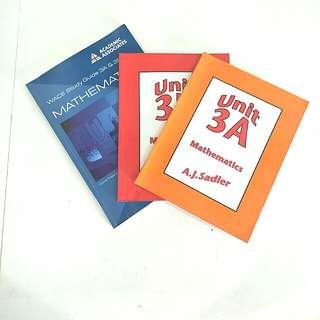 Mathematics 3A&3B (Ausmat)