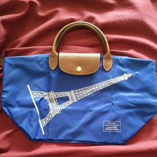 Longchamp Eiffel Tower Bag