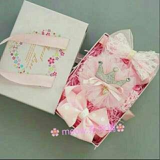 小公主发带礼盒