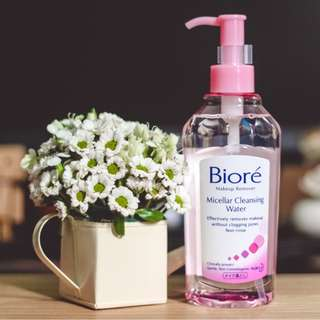 ✨Last Piece! Biore Make Up Remover Micellar Cleansing Water