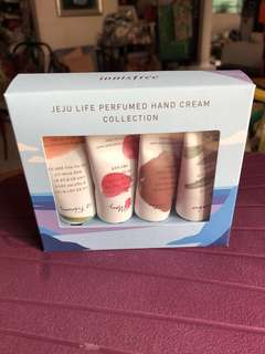 Innisfree Jeju Life Perfumed Hand Cream Collection