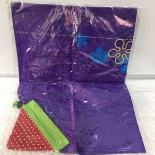 🚚 降❗️草莓環保購物袋