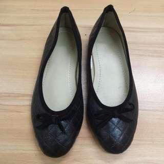 🔴Ladies Dollshoes Black
