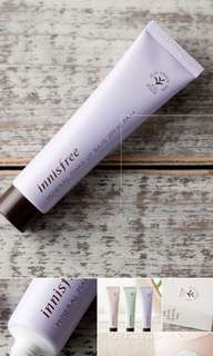 Innisfree mineral make up base purple
