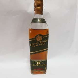 Johnnie Walker pure malt (scotch whiskey)
