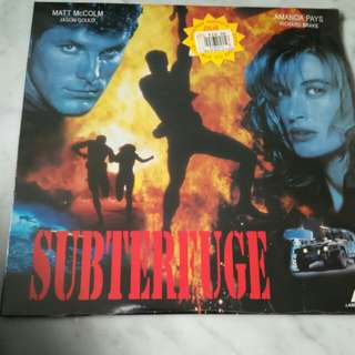 Subterfuge x 1 LD Disc