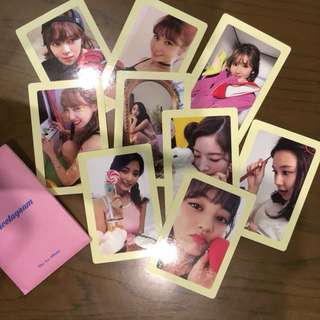 Twice Twicetagram Photocard