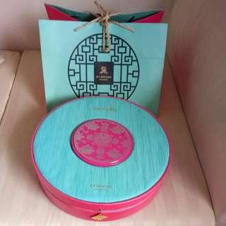 Moon Cake Box St Regis Singapore
