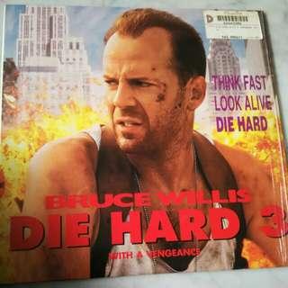 Die Hard 3 x 1 LD Discs