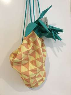 Unisex Pineapple Bag