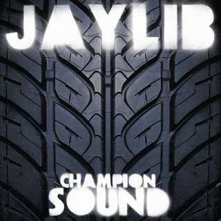 Jaylib ‎– Champion Sound (2009 USA Reissue - SEALED - MINT)