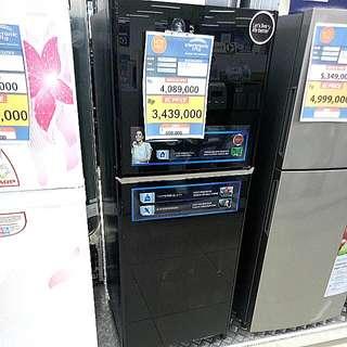 DP 0% Panasonic NR-B229S-K Kredit Tanpa Kartu Kredit