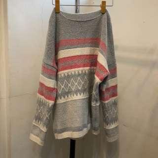 Dobe 韓貨 韓國針織毛衣 淺粉色 保暖毛衣