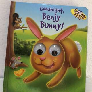Goodnight benjy bunny