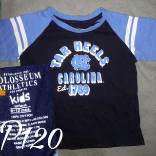 6-12M Shirt