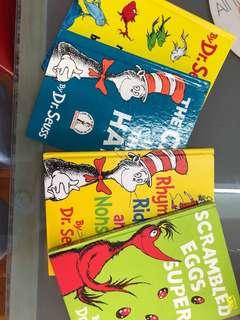 Dr seuss books