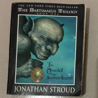 The Amulet of Samarkand (Book 1 of 3, The Bartimaeus Trilogy)