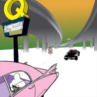 Quasimoto ‎– The Unseen (2010s US REISSUE - SEALED - MINT)