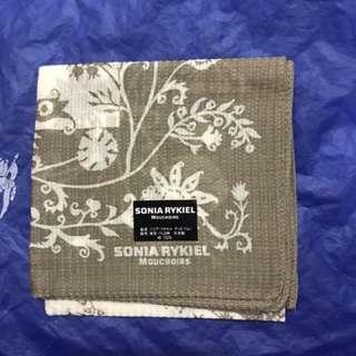 日本Sonia Rykiel巾